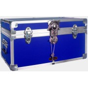 Industrial Vinyl Covered Tuck Box - Lime