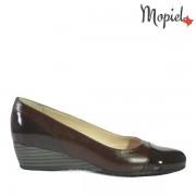 Pantofi dama, din piele naturala 242901/883/Maro/Belinda