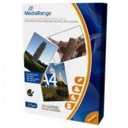 Хартия MediaRange DIN A4 Photo Paper за мастилено-струйни принтери, high-glossy coated, 220g, 100 sheets / страници