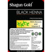 Shagun Gold Hair Colour Powder Black Henna 100g