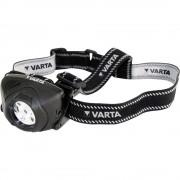 LED naglavna svjetiljka Varta X5 na baterije 65 g crna 17730 101 421