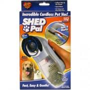 Aparat electric vacuum de inlaturare a parului de animale Shed Pal