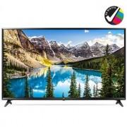 "LG 43UJ620V LED TV 43"" Ultra HD, WebOS 3.5 SMART, T2, Havana gray, Two pole stand"