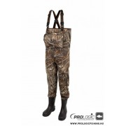 CIZME - PROLOGIC Max5 XPO Neoprene Waders Boot Foot Cleated 44/45 - 9/10
