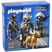 PLAYMOBIL Tactical Unit Team Play Set