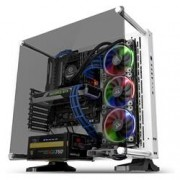 THERMALTAKE CASE MID.T CORE P3 VETRO TEMPERATO SNOW EDITION