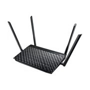 Asus DSL-AC55U IEEE 802.11ac VDSL2, ADSL2+, Ethernet Modem/Wireless Router