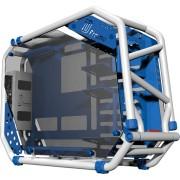 Inwin D-Frame 2.0 & Inwin S3-1065W PSU White & Blue