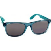 Carrera Retro Square Sunglasses(Silver)