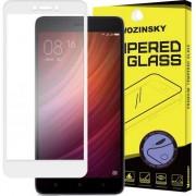 Folie de protectie wozinsky sticla żelową ramką do Xiaomi Redmi 4X biały (25550-uniw)