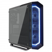 Caixa AEROCOOL PROJECT 7 ATX PRO 3XRGB FANS 1XRGB HUB, TEMP. GLASS WINDOW, USB3.0 Black - P7C1PROBG