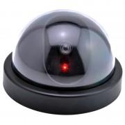 Camera supraveghere tip Dome, falsa, neagra