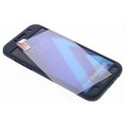 Blauwe 360° effen protect case voor de Samsung Galaxy A5 (2017)