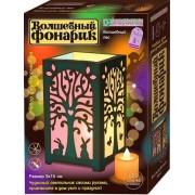 Набор для изготовления фонарика Волшебный лес АБ 42-562