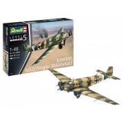 Revell Junkers Ju52/3m Transport 1:48 repülőgép makett 3918