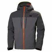 Helly Hansen hombres Signal chaqueta de esqui Gris S