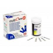 Multicare IN Teste glicemie 25 bucati