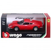 BURAGO Coche Miniatura BURAGO 1:24, Ferrari Dino 246 GT