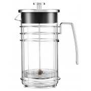 AMBITION Zaparzacz do kawy AROMA 1000 ml z metalową rączką - French Press