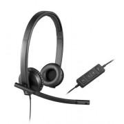 Logitech Headset Logitech H570E Stereo, USB