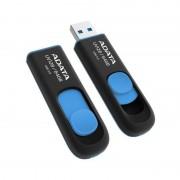 Memorie USB ADATA DashDrive UV128 16GB USB 3.0 black / blue