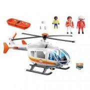 Set de figurine Elicopter medical