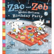 Zac and Zeb and the Make Believe Birthday Party, Paperback/Sarah Massini