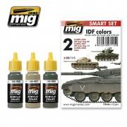 A.MIG-7115 - IDF COLORS