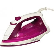 Black & Decker IR1820 Plancha Light 'N Easy, color Rosa