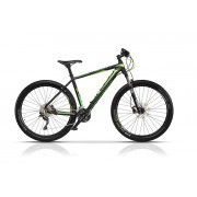 """Bicikl Cross 27.5"""" EUPHORIA Blue / Green 520mm 2017"""