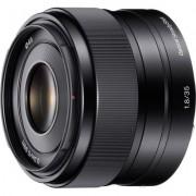 Sony Alpha SEL35F18 E-Mount Lens- 35mm, f/1.8, 49mm Filter