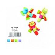 Jucarie Plus Venturelli - Lelly Baby Zornaitoare plus - AV785098