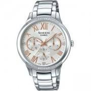 Дамски часовник CASIO SHEEN SWAROVSKI EDITION SHE-3058D-7A