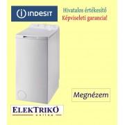 Indesit BTWA51052 felültöltős mosógép , 5 kg ruhatöltet , A++ energiaosztály