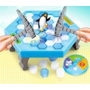 Interactive Ice Breaking Table Penguin Trap Enfants Funny Game Penguin Trap Activate Entertainment Toy Famille Fun Game Avec Box