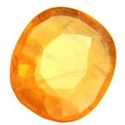 3.75 Carat Certified Natural Certified Yellow Sapphire Gemstone -pukhraj