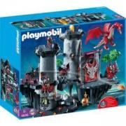 Комплект Плеймобил 4835 - Драконски замък - Playmobil, 290500