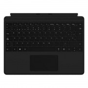 Microsoft Teclado Negro para Surface Pro X