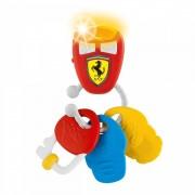 Chicco Sonajero Ferrari De Llaves Electrónicas Con Sonido De Coche