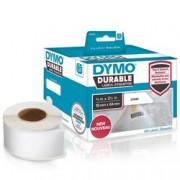 ORIGINAL DYMO Etichette 1933085 Etichette in plastica, LabelWriter, 64 x 19 mm, di colore bianco, 900 pezzi