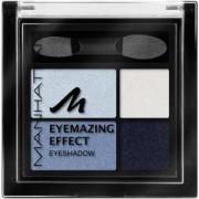 Manhattan Make-up Eyes Eyemazing Effect Eyeshadow No. 71W Got the Blues 5 g