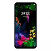 Смартфон LG G8S ThinQ, VOG-L29D, 6.21 инча G-OLED (2248x1080), Dual SIM, 4G + зарядно устройство TRUST Primo10 Fast Wireless, LMG810EAW_22861