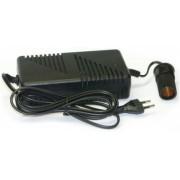 Adaptor priza pentru lada frigorifica auto, 12V 6A, max. 72W