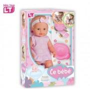 Loko toys lutka beba koja pije i piški 40cm ( A040400 )