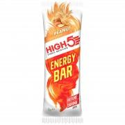 High5 Energy Bar - Box of 25 - 25Bars - Box - Peanut
