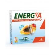 Angelini Energya Inverno papaya ginseng e vitamine integratore energizzante (14 stick)