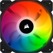 Вентилатор за кутия Corsair iCUE SP140 RGB PRO Individually Addressable RGB LED, 140mm Fan, Single Pack