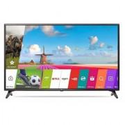 LG Smart 108cm (43 inch) Full HD LED Smart TV(43LJ554T-TA)