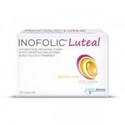 Inofolic luteal 20 caspule 20cps :complemento alimentare lo.li.pharma