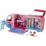 Barbie Dream Husbil - Barbie campingvagn FBR34